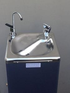 office water bubbler