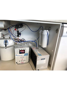 Hot Cold Under Sink Water System